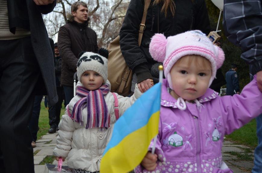 Крымские женщины призвали Путина подарить им мир (ФОТО, ВИДЕО), фото-25