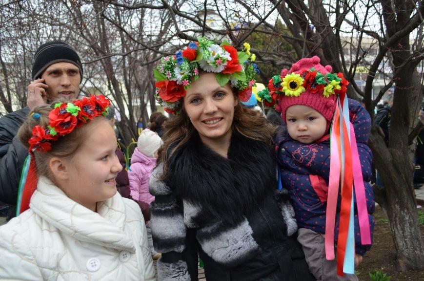 Крымские женщины призвали Путина подарить им мир (ФОТО, ВИДЕО), фото-13