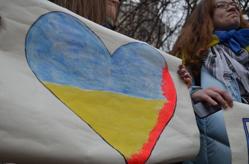 Крымские женщины призвали Путина подарить им мир (ФОТО, ВИДЕО), фото-11
