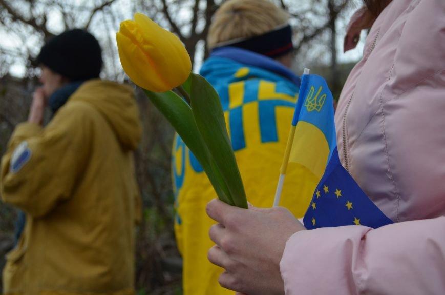 Крымские женщины призвали Путина подарить им мир (ФОТО, ВИДЕО), фото-29