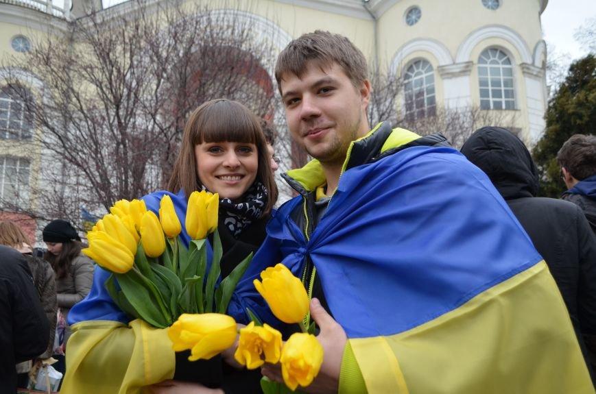 Крымские женщины призвали Путина подарить им мир (ФОТО, ВИДЕО), фото-16