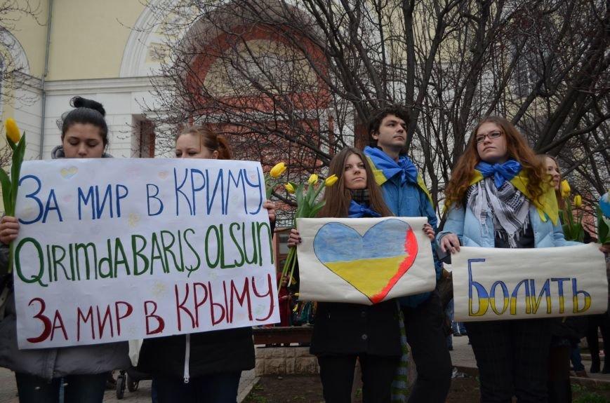 Крымские женщины призвали Путина подарить им мир (ФОТО, ВИДЕО), фото-12