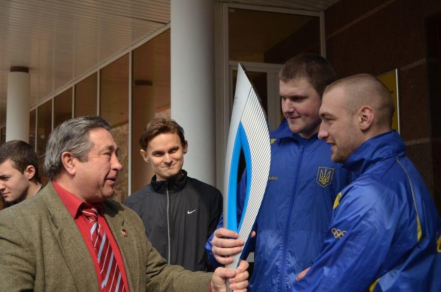 В Симферополь привезли Паралимпийский огонь: Увидеть могут все желающие (ФОТО), фото-2