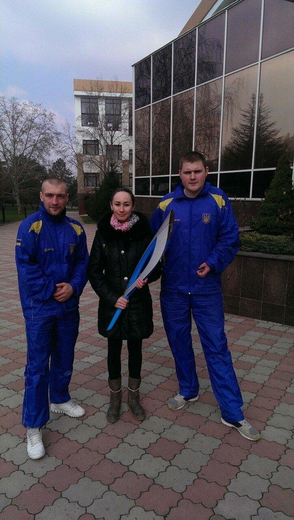 В Симферополь привезли Паралимпийский огонь: Увидеть могут все желающие (ФОТО), фото-4
