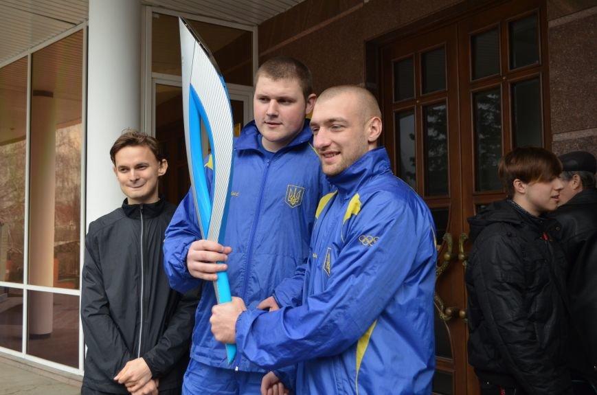 В Симферополь привезли Паралимпийский огонь: Увидеть могут все желающие (ФОТО), фото-3