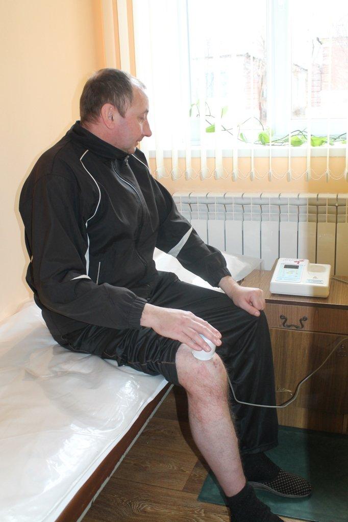 Артемовскому отделению физиотерапии подарили новое оборудование, фото-1