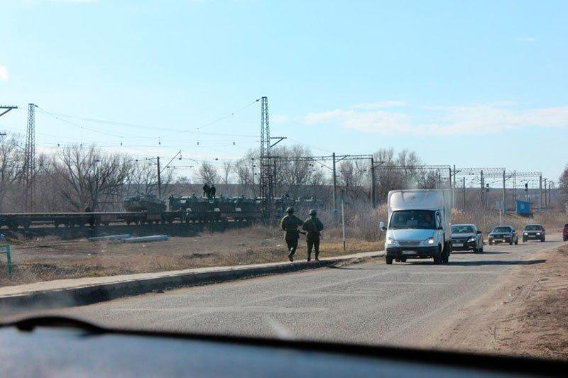 В Белгородской области ВДВ отрабатывают взаимодействие с военными частями, расположенными в регионе [видео], фото-1