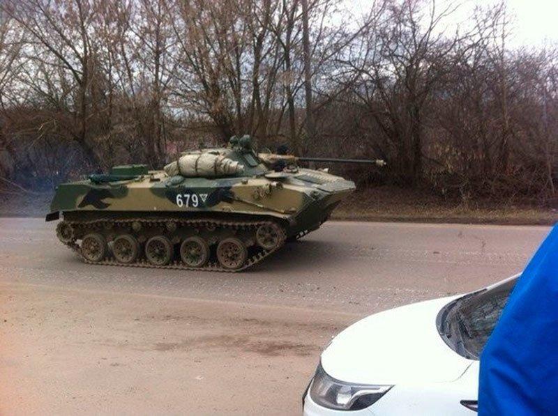 В Белгородской области ВДВ отрабатывают взаимодействие с военными частями, расположенными в регионе [видео], фото-3