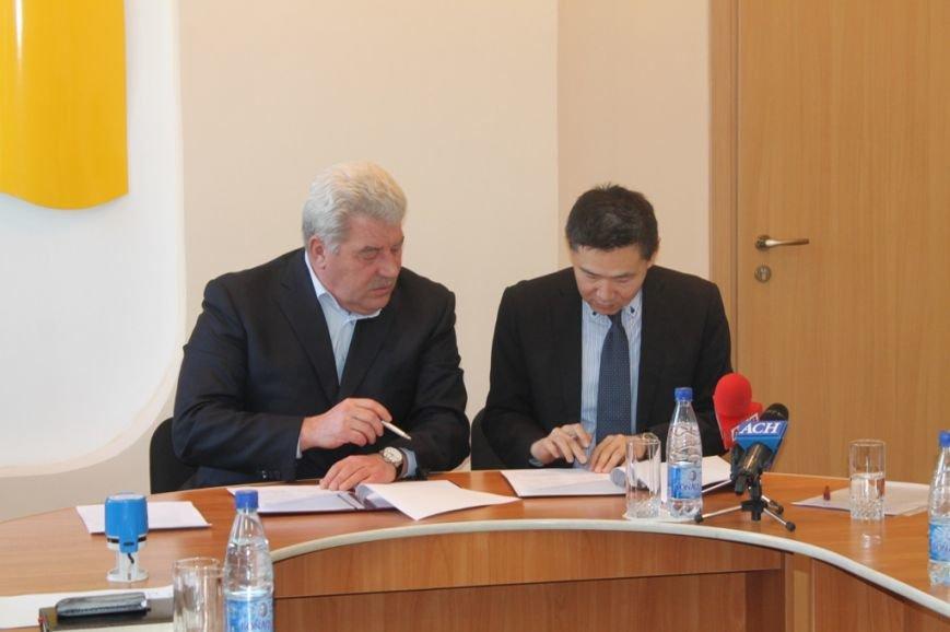 В Артемовском горсовете подписали меморандум о сотрудничестве с компанией из Японии (ВИДЕО), фото-3