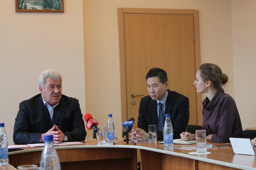 В Артемовском горсовете подписали меморандум о сотрудничестве с компанией из Японии (ВИДЕО), фото-1