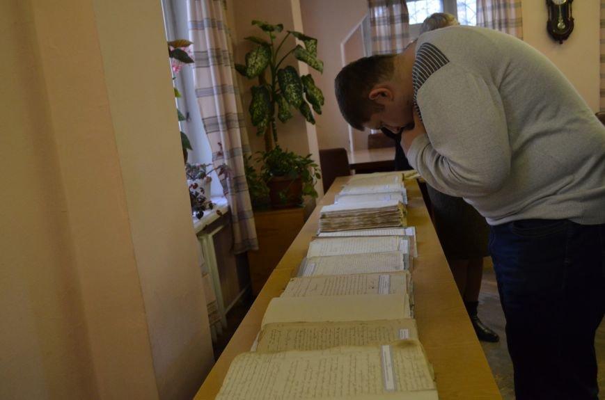 В Симферополе впервые выставили указы Потемкина и автографы Каховского (ФОТО), фото-2