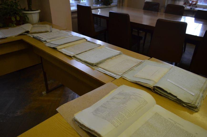 В Симферополе впервые выставили указы Потемкина и автографы Каховского (ФОТО), фото-3