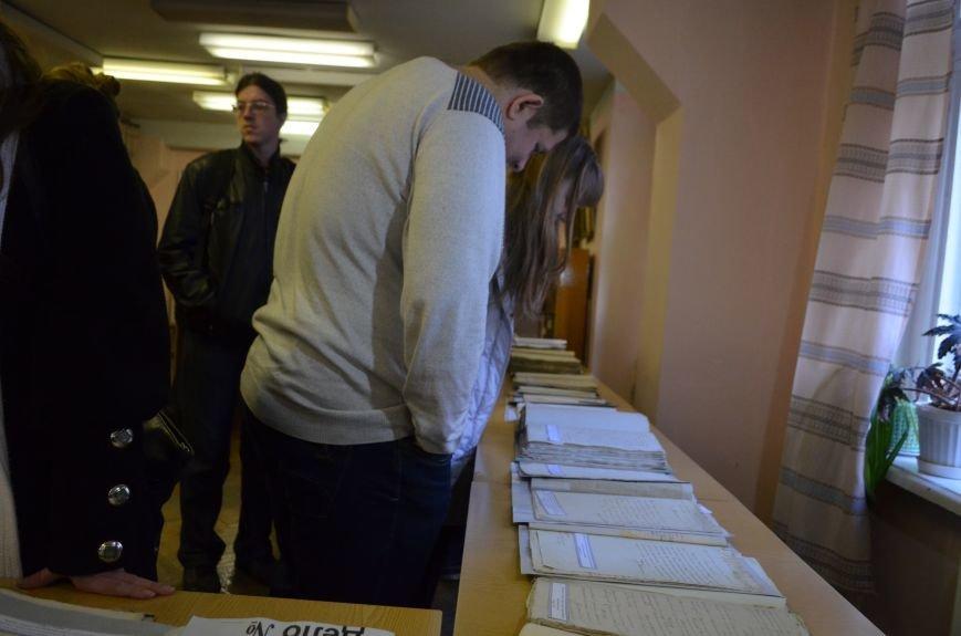 В Симферополе впервые выставили указы Потемкина и автографы Каховского (ФОТО), фото-8