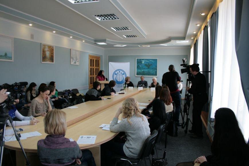 В Луганском университете наградили победителей вокального фестиваля, фото-5