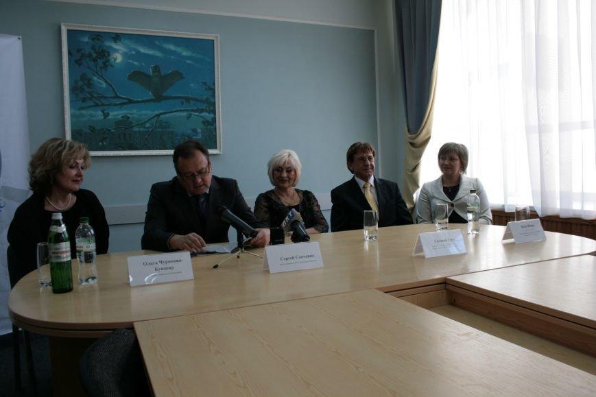 В Луганском университете наградили победителей вокального фестиваля, фото-1