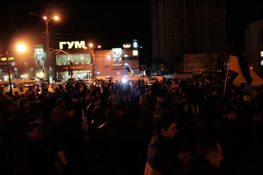В Луганске прошел антивоенный митинг «Луганск - это Украина» (ФОТО), фото-1