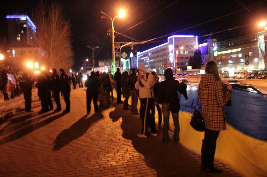 В Луганске прошел антивоенный митинг «Луганск - это Украина» (ФОТО), фото-4