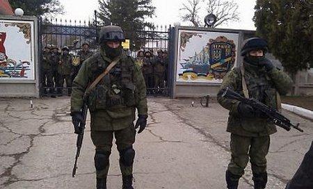 Хроника событий в Крыму и на юго-востоке Украины: начало и развитие конфликтов, фото-5