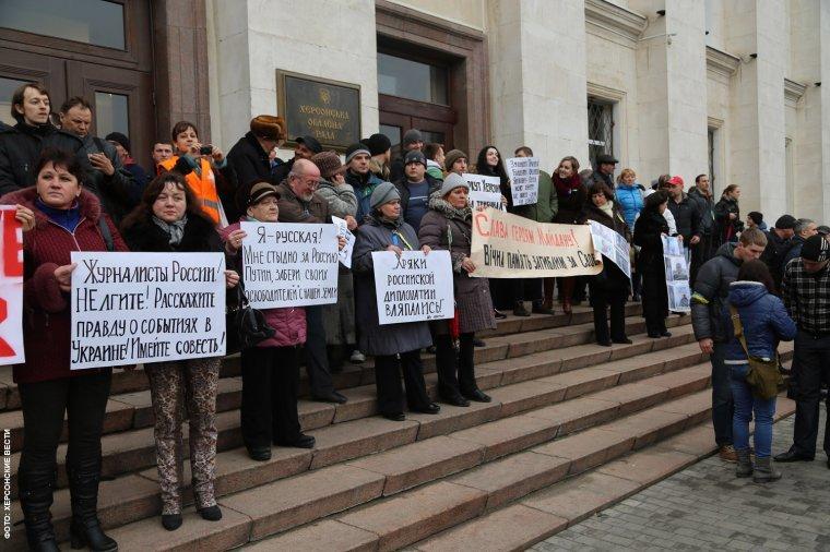 Хроника событий в Крыму и на юго-востоке Украины: начало и развитие конфликтов, фото-3