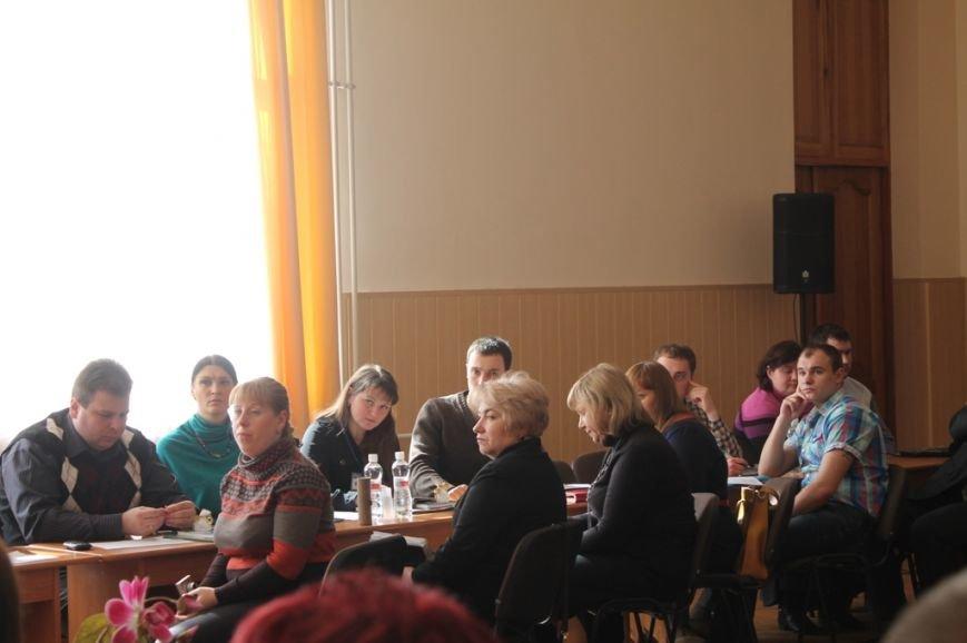 В Артемовске состоялось заседание областного молодежного совета(ВИДЕО), фото-4
