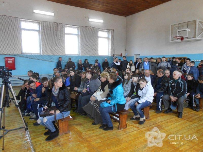 Валуев встретился в Симферополе с юными боксерами (ФОТО), фото-1