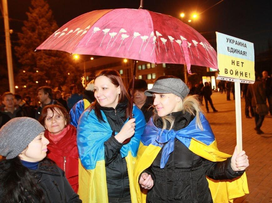 5 років тому на проукраїнському мітингу в Донецьку сталися перші масштабні сутички (Фото, Відео)