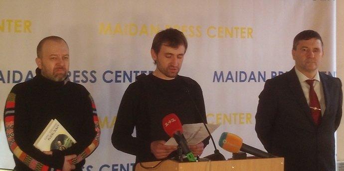 Игорь Дидковский, сотник Сирко, Владимир Волков