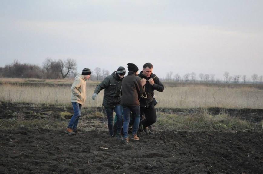 Бывшие мариупольские беспризорники приступили к высадке картошки (Фотофакт), фото-2