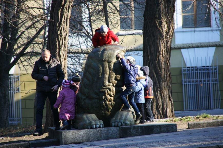 В Днепропетровск пришла весна (ФОТОРЕПОРТАЖ), фото-5