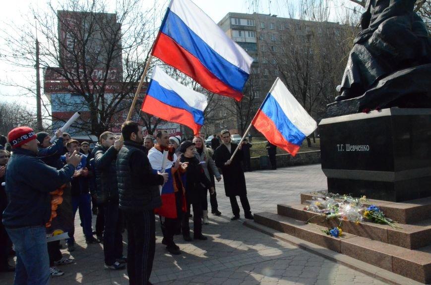 В Мариуполе представители пророссийского движения разогнали митинг за единую Украину (ФОТО+ВИДЕО), фото-31