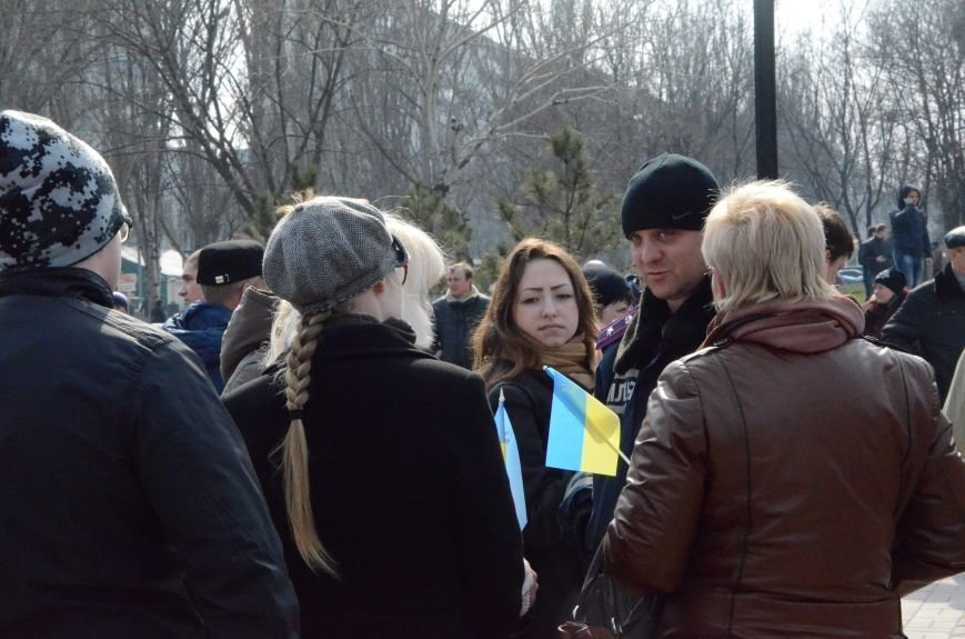 В Мариуполе представители пророссийского движения разогнали митинг за единую Украину (ФОТО+ВИДЕО), фото-17