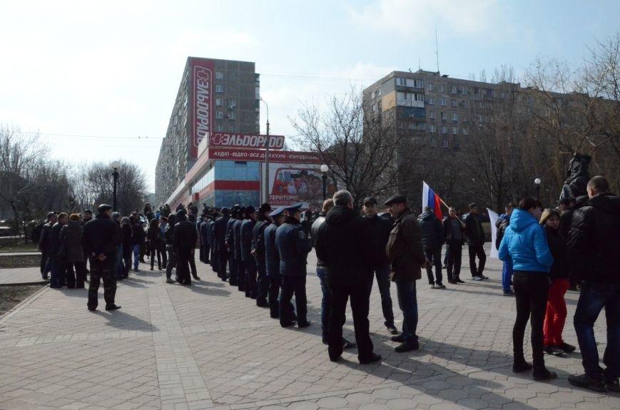 В Мариуполе представители пророссийского движения разогнали митинг за единую Украину (ФОТО+ВИДЕО), фото-10