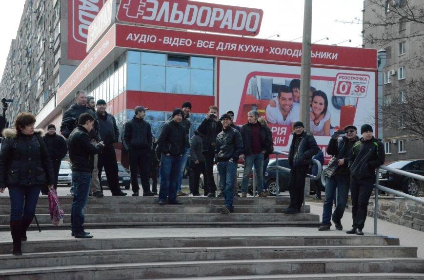 В Мариуполе представители пророссийского движения разогнали митинг за единую Украину (ФОТО+ВИДЕО), фото-20