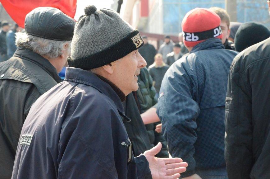 В Мариуполе представители пророссийского движения разогнали митинг за единую Украину (ФОТО+ВИДЕО), фото-14