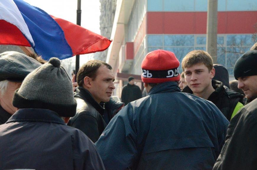 В Мариуполе представители пророссийского движения разогнали митинг за единую Украину (ФОТО+ВИДЕО), фото-13