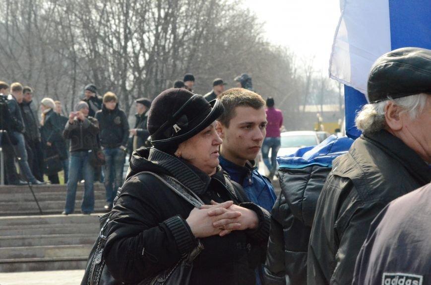 В Мариуполе представители пророссийского движения разогнали митинг за единую Украину (ФОТО+ВИДЕО), фото-12