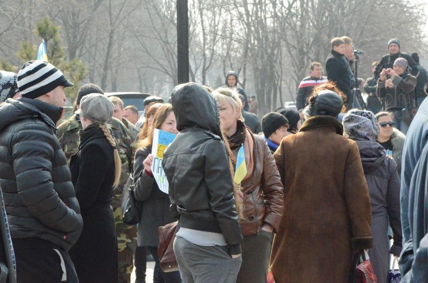 В Мариуполе представители пророссийского движения разогнали митинг за единую Украину (ФОТО+ВИДЕО), фото-15
