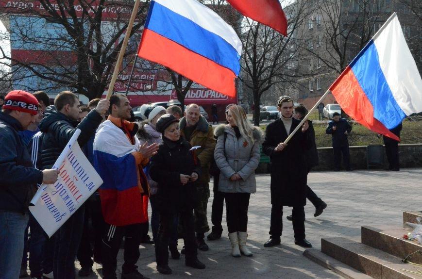 В Мариуполе представители пророссийского движения разогнали митинг за единую Украину (ФОТО+ВИДЕО), фото-30