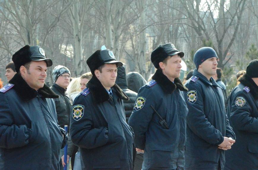 В Мариуполе представители пророссийского движения разогнали митинг за единую Украину (ФОТО+ВИДЕО), фото-11