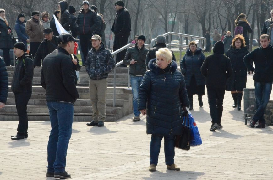 В Мариуполе представители пророссийского движения разогнали митинг за единую Украину (ФОТО+ВИДЕО), фото-6