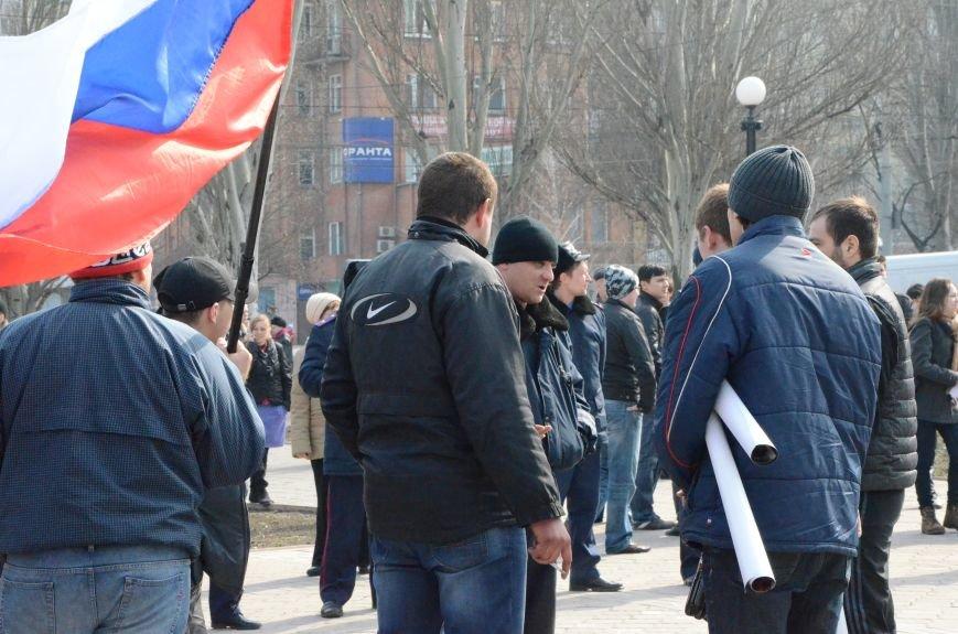В Мариуполе представители пророссийского движения разогнали митинг за единую Украину (ФОТО+ВИДЕО), фото-22
