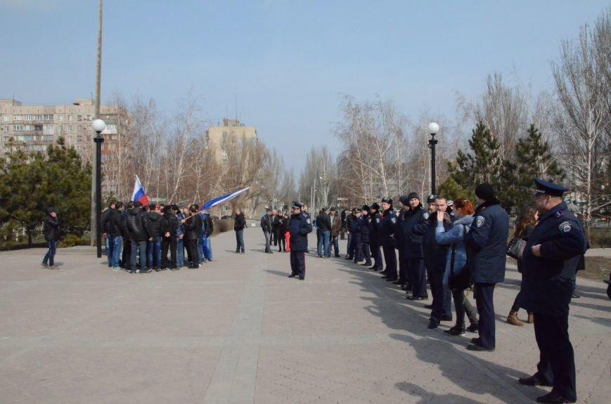 В Мариуполе представители пророссийского движения разогнали митинг за единую Украину (ФОТО+ВИДЕО), фото-8