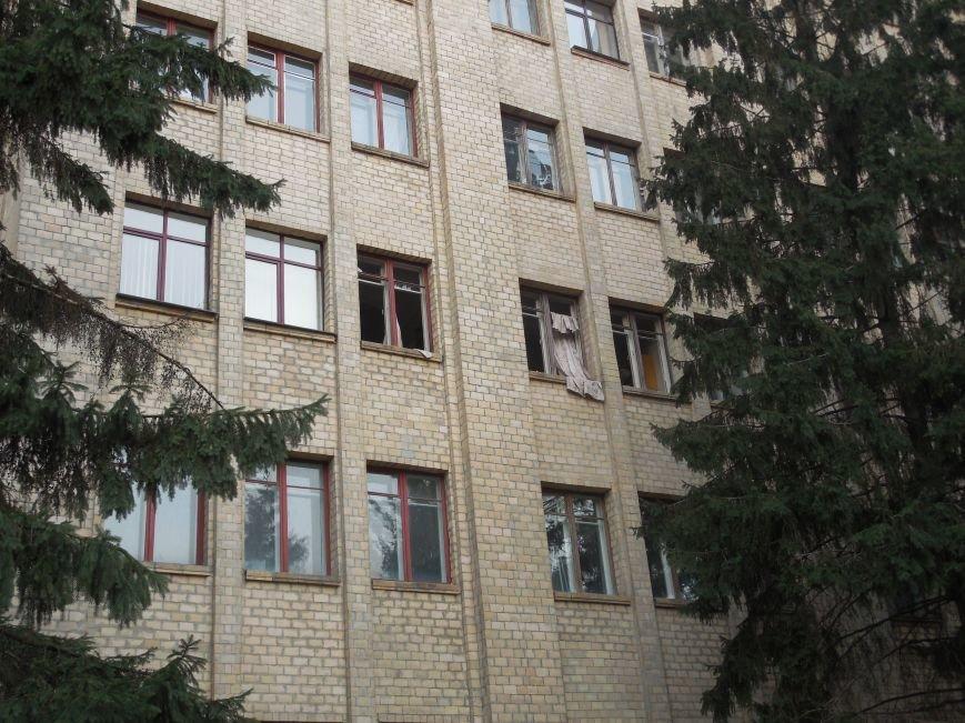 Подробности взрыва в ХНУ им. Каразина (+фото, видео), фото-3