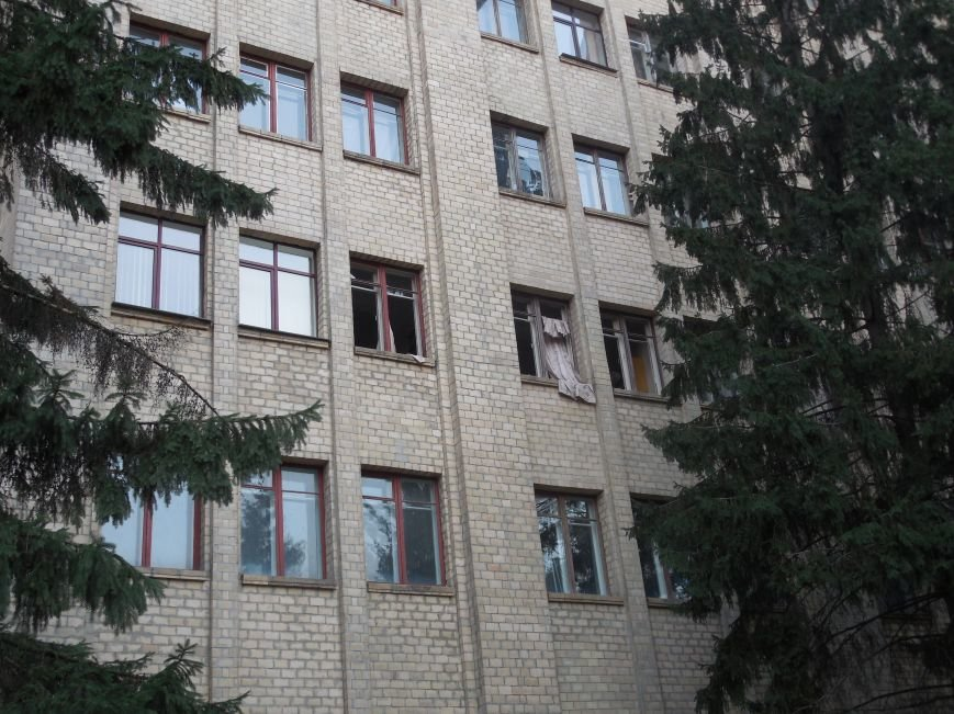 Подробности взрыва в ХНУ им. Каразина (+фото, видео), фото-4