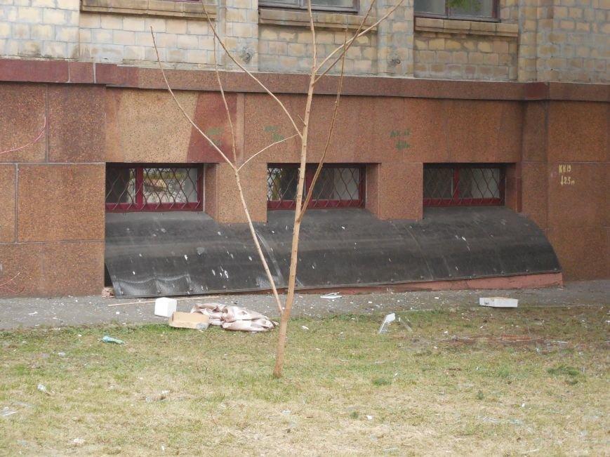 Подробности взрыва в ХНУ им. Каразина (+фото, видео), фото-2