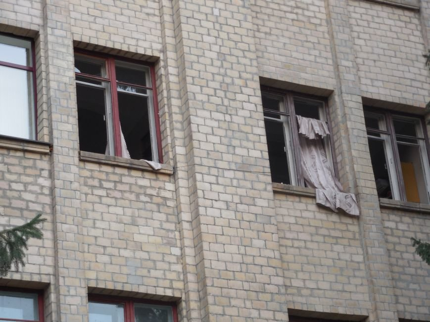 Подробности взрыва в ХНУ им. Каразина (+фото, видео), фото-5