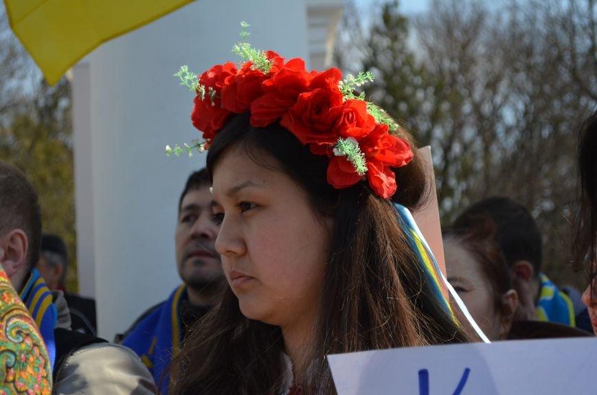 Противники Общекрымского референдума призвали симферопольцев... лепить вареники (ФОТО, ВИДЕО), фото-7