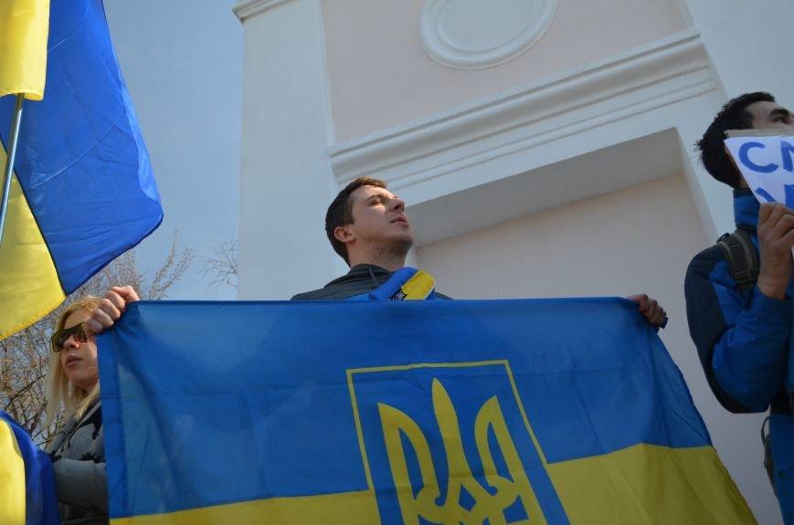 Противники Общекрымского референдума призвали симферопольцев... лепить вареники (ФОТО, ВИДЕО), фото-2