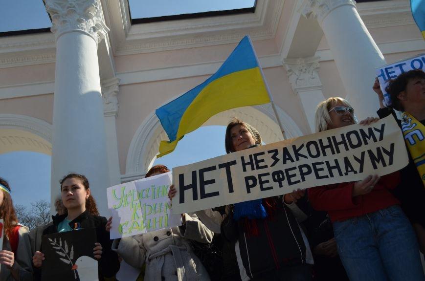 Противники Общекрымского референдума призвали симферопольцев... лепить вареники (ФОТО, ВИДЕО), фото-6