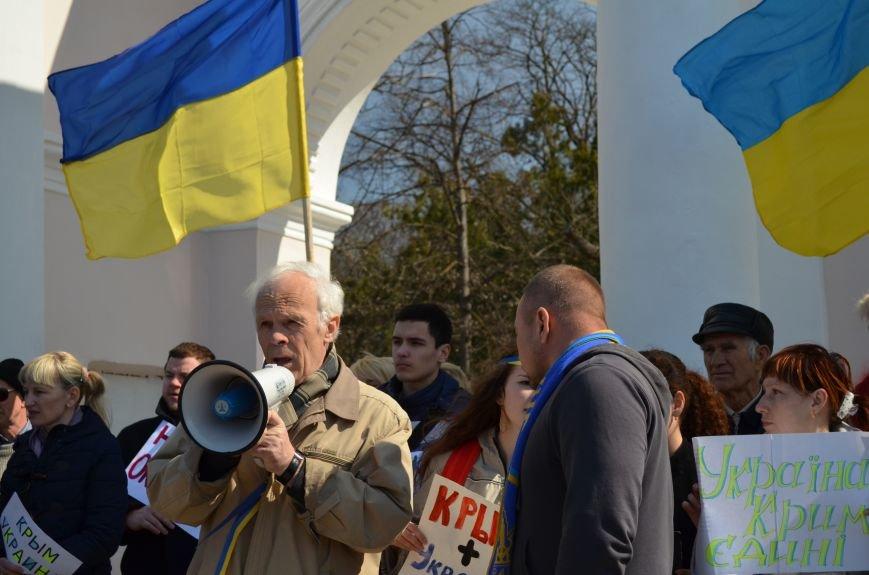 Противники Общекрымского референдума призвали симферопольцев... лепить вареники (ФОТО, ВИДЕО), фото-3